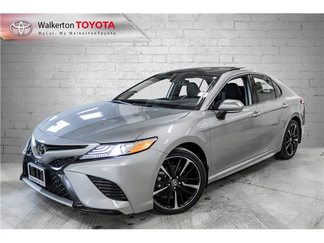2020 Toyota Camry XSE (Stk: 20166) in Walkerton - Image 1 of 10