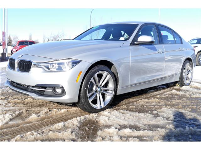 2018 BMW 330i xDrive (Stk: B0131) in Lloydminster - Image 1 of 15
