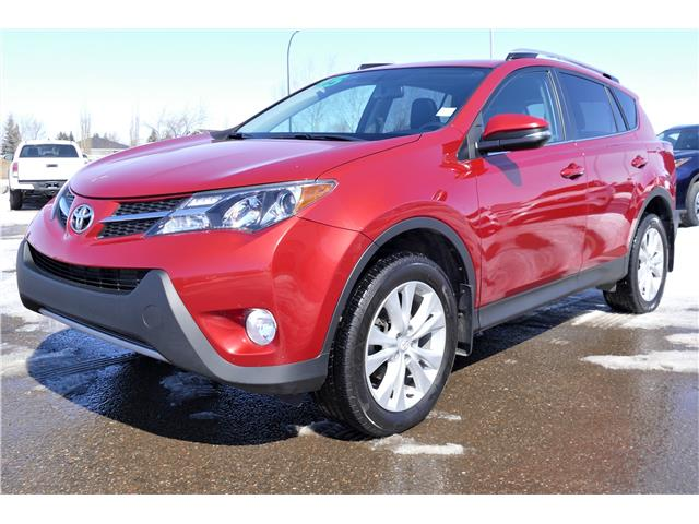 2015 Toyota RAV4 Limited (Stk: RAL120A) in Lloydminster - Image 1 of 20