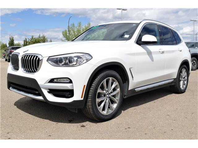 2019 BMW X3 xDrive30i (Stk: B0127) in Lloydminster - Image 1 of 19