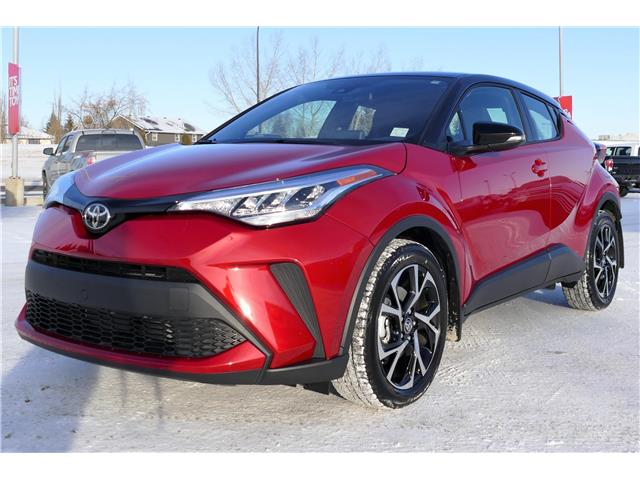 2020 Toyota C-HR XLE Premium (Stk: CRL061) in Lloydminster - Image 1 of 17