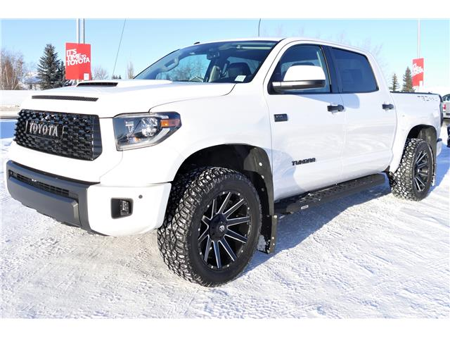 2019 Toyota Tundra SR5 Plus 5.7L V8 (Stk: TUK140) in Lloydminster - Image 1 of 23