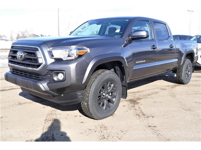 2020 Toyota Tacoma Base (Stk: TAL043) in Lloydminster - Image 1 of 18