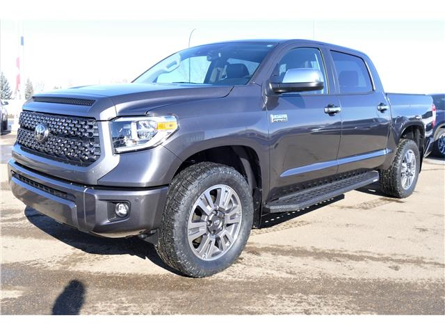 2020 Toyota Tundra Platinum (Stk: TUL101) in Lloydminster - Image 1 of 23