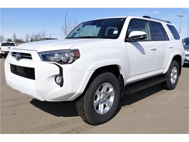 2020 Toyota 4Runner Base (Stk: 4RL127) in Lloydminster - Image 1 of 18