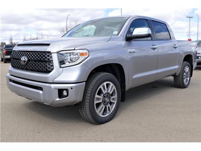 2020 Toyota Tundra Platinum (Stk: TUL134) in Lloydminster - Image 1 of 20