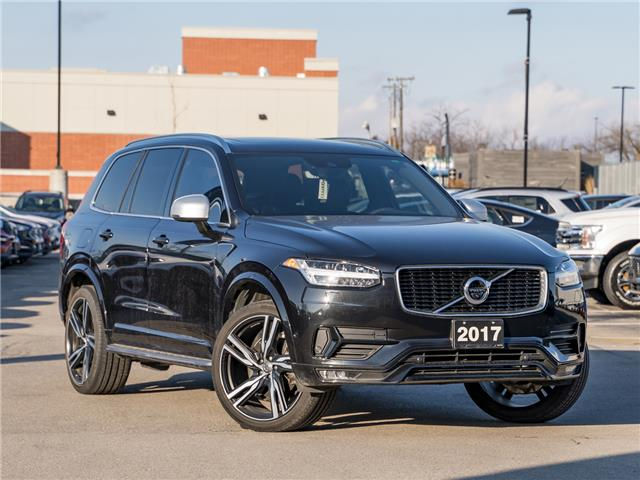 2017 Volvo XC90 T6 R-Design (Stk: 00H973) in Hamilton - Image 1 of 28
