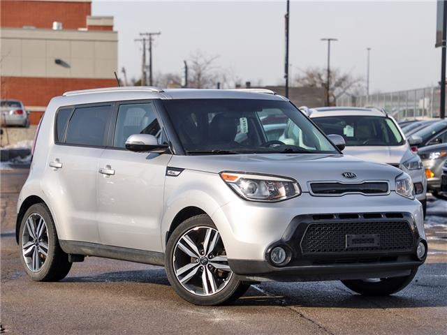 2015 Kia Soul SX Luxury (Stk: A90906) in Hamilton - Image 1 of 25