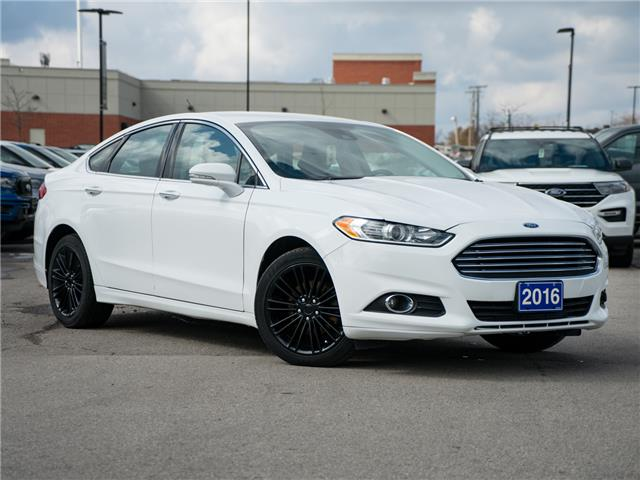 2016 Ford Fusion SE (Stk: A90369) in Hamilton - Image 1 of 26