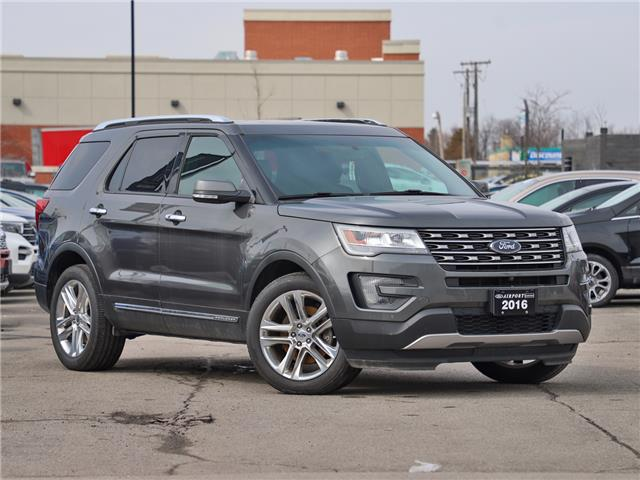 2016 Ford Explorer Limited (Stk: A90858) in Hamilton - Image 1 of 26