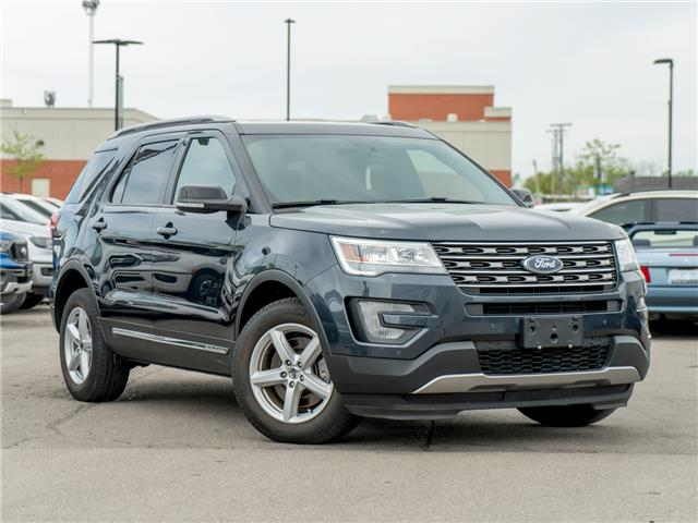 2017 Ford Explorer XLT (Stk: 1HL283) in Hamilton - Image 1 of 25