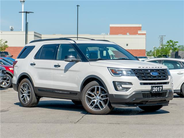 2017 Ford Explorer Sport (Stk: 1HL279) in Hamilton - Image 1 of 28