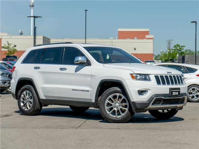 2014 Jeep Grand Cherokee Limited (Stk: B90526) in Hamilton - Image 1 of 28