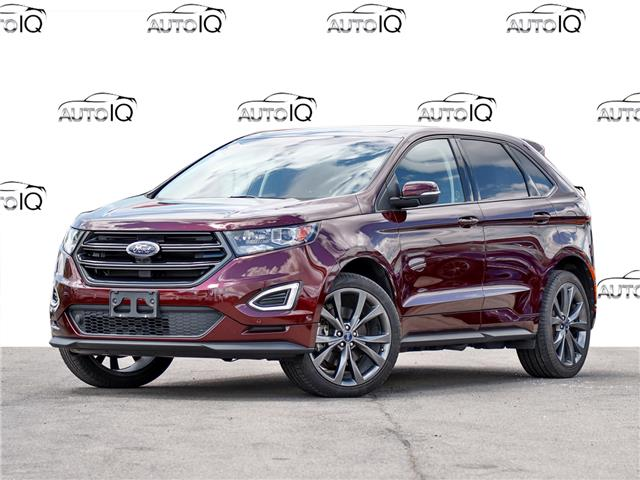 2017 Ford Edge Sport (Stk: A200494) in Hamilton - Image 1 of 22