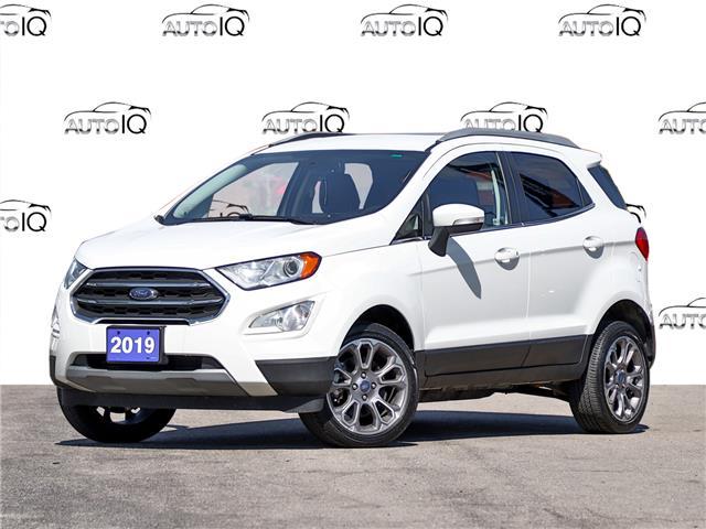 2019 Ford EcoSport Titanium (Stk: R0H1018) in Hamilton - Image 1 of 20