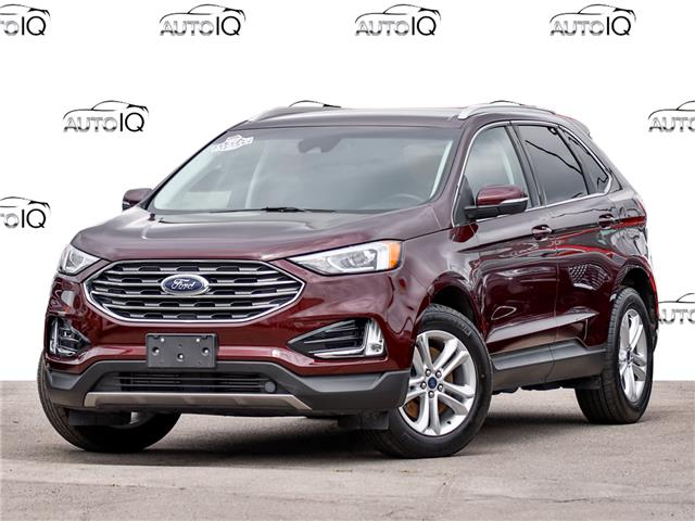 2019 Ford Edge SEL (Stk: R0H1020) in Hamilton - Image 1 of 20