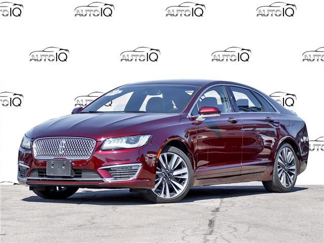 2017 Lincoln MKZ Reserve (Stk: A200525X) in Hamilton - Image 1 of 25