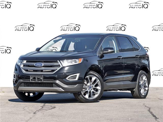2018 Ford Edge Titanium (Stk: B200493) in Hamilton - Image 1 of 24