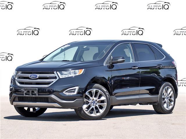 2017 Ford Edge Titanium (Stk: 1HL311) in Hamilton - Image 1 of 21