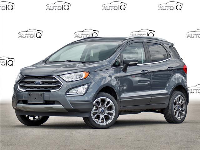 2019 Ford EcoSport Titanium (Stk: R0H1039) in Hamilton - Image 1 of 23