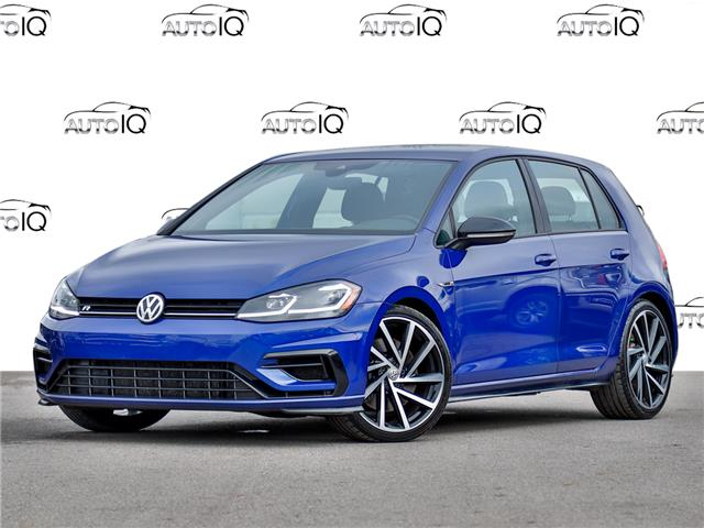 2018 Volkswagen Golf R 2.0 TSI (Stk: 00H1074) in Hamilton - Image 1 of 22