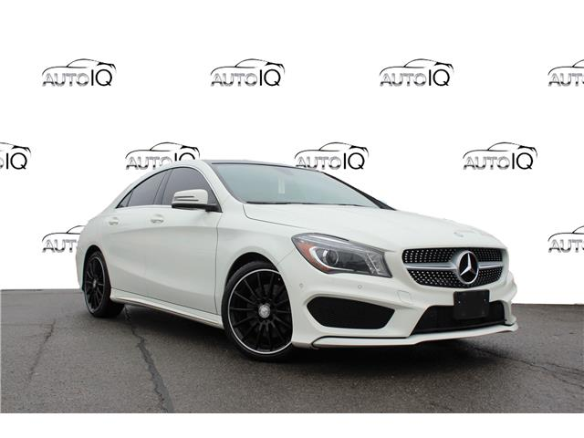 2015 Mercedes-Benz CLA-Class Base (Stk: A200770) in Hamilton - Image 1 of 17