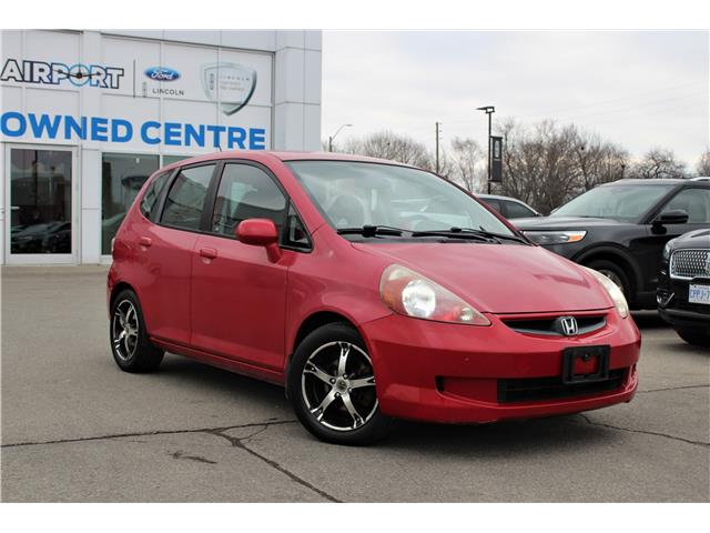 2007 Honda Fit LX (Stk: AHL368X) in Hamilton - Image 1 of 12