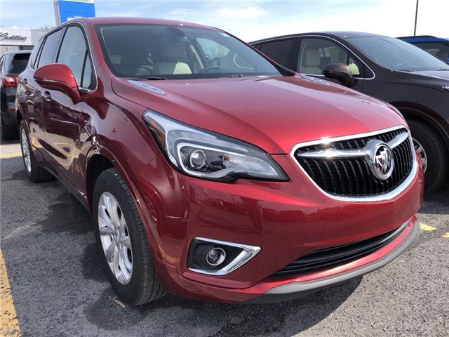 2020 Buick Envision Preferred (Stk: 20122) in Cornwall - Image 1 of 1
