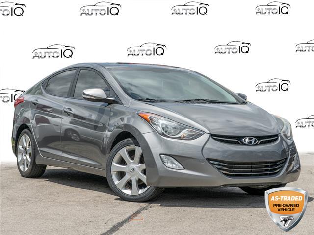 2013 Hyundai Elantra GLS (Stk: A90850X) in Hamilton - Image 1 of 26