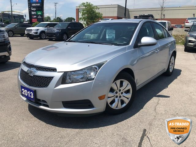 2013 Chevrolet Cruze LT Turbo (Stk: B90369) in Hamilton - Image 1 of 16