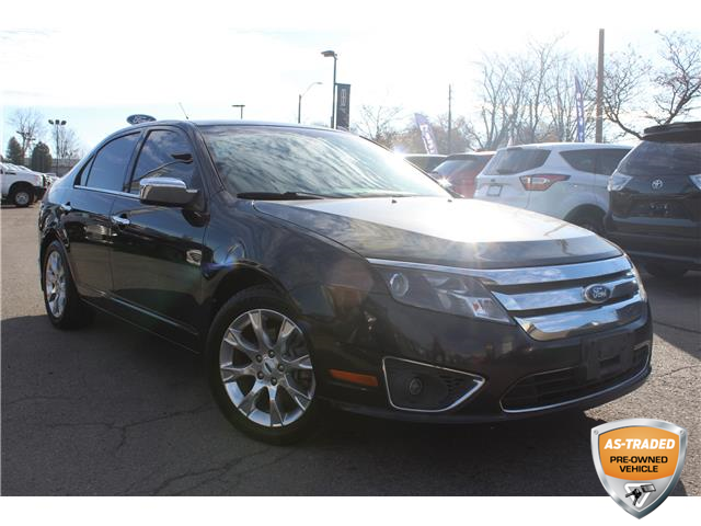 2012 Ford Fusion SEL (Stk: A200725) in Hamilton - Image 1 of 12