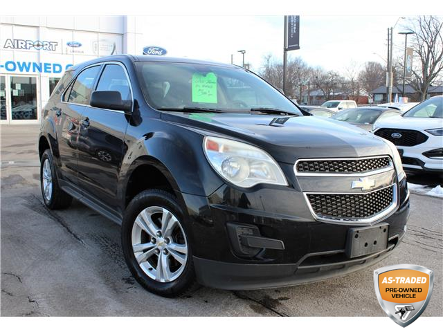 2011 Chevrolet Equinox LS (Stk: A0H1174) in Hamilton - Image 1 of 17