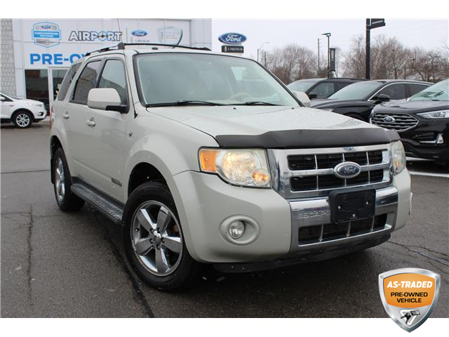 2008 Ford Escape Limited (Stk: A0H1154XZ) in Hamilton - Image 1 of 22