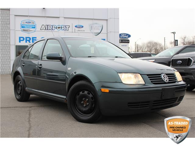 2003 Volkswagen Jetta GLS 2.0L (Stk: A0H1181Z) in Hamilton - Image 1 of 18