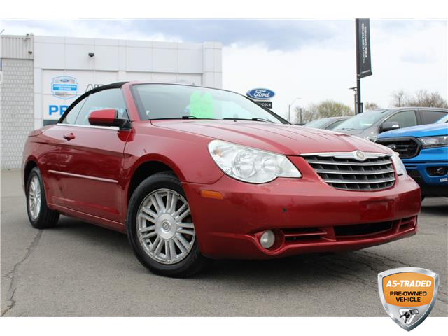 2009 Chrysler Sebring Touring (Stk: B210203Z) in Hamilton - Image 1 of 11