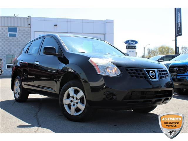 2010 Nissan Rogue S Other