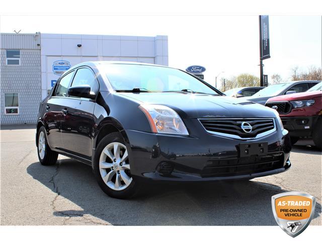 2012 Nissan Sentra 2.0 (Stk: A0H1250XZ) in Hamilton - Image 1 of 14