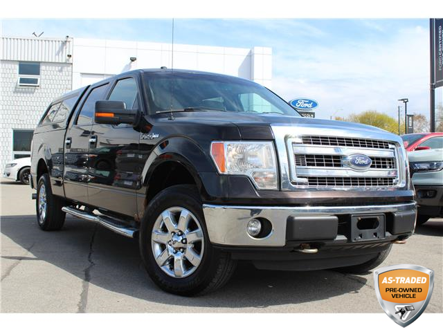 2013 Ford F-150 XLT (Stk: A0H1244Z) in Hamilton - Image 1 of 19