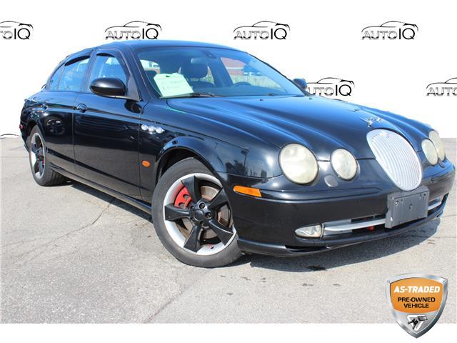 2003 Jaguar S-Type 3.0L V6 (Stk: B210392Z) in Hamilton - Image 1 of 20