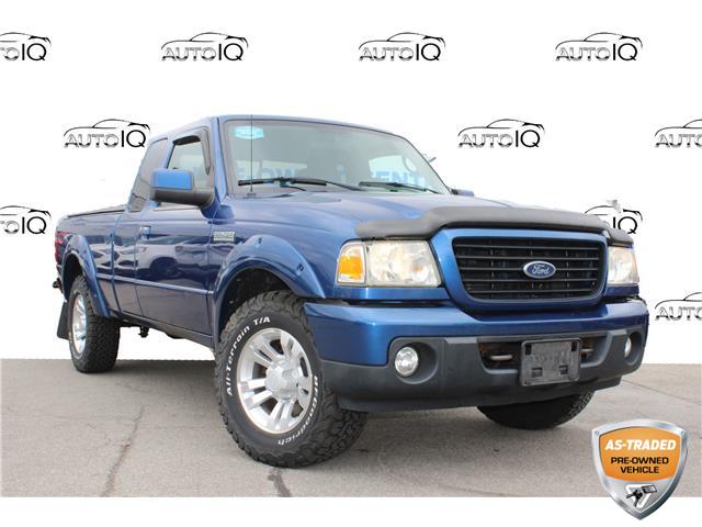 2008 Ford Ranger Sport (Stk: AHL451Z) in Hamilton - Image 1 of 15