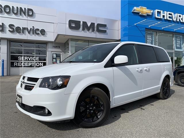 2019 Dodge Grand Caravan GT (Stk: PS20-007) in Parry Sound - Image 1 of 13