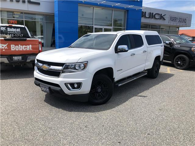2017 Chevrolet Colorado LT (Stk: 20124) in Parry Sound - Image 1 of 11