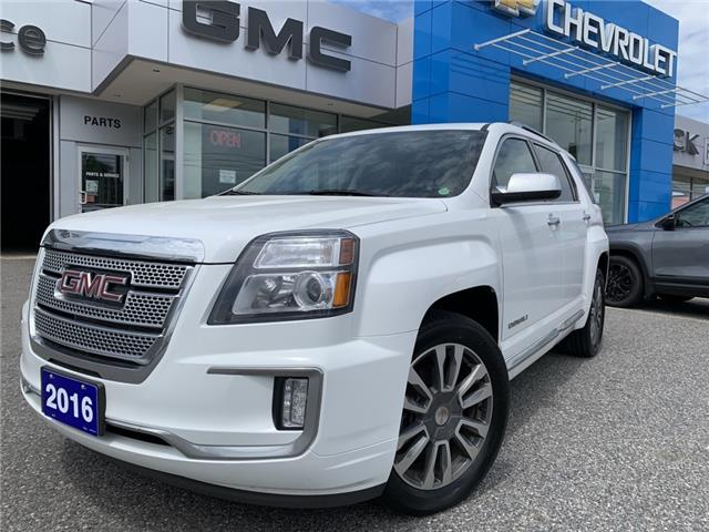 2016 GMC Terrain Denali (Stk: 20-125A) in Parry Sound - Image 1 of 13