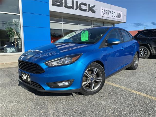 2016 Ford Focus SE (Stk: 20-086A) in Parry Sound - Image 1 of 13