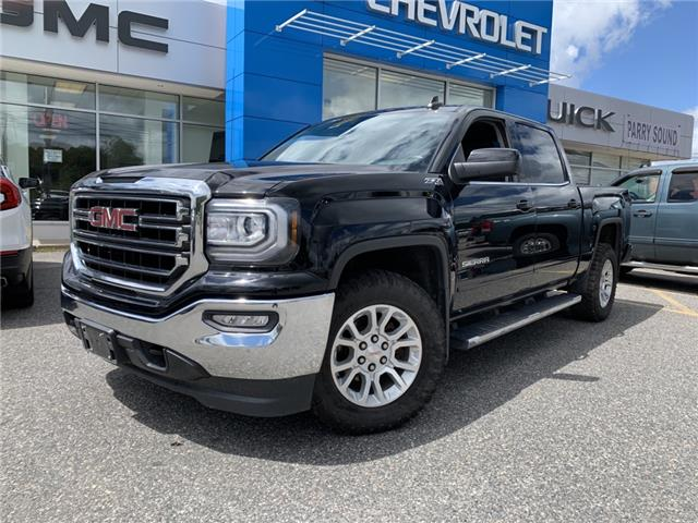 2018 GMC Sierra 1500 SLE (Stk: 18-277A) in Parry Sound - Image 1 of 13