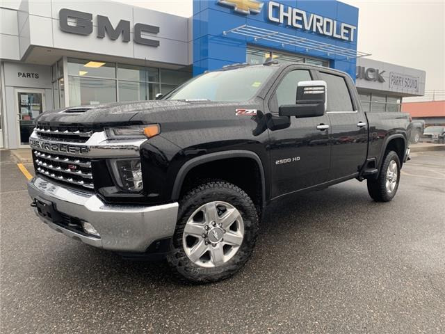 2020 Chevrolet Silverado 2500HD LTZ (Stk: 20-104) in Parry Sound - Image 1 of 13