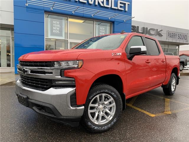2019 Chevrolet Silverado 1500 LT (Stk: 19-221) in Parry Sound - Image 1 of 13