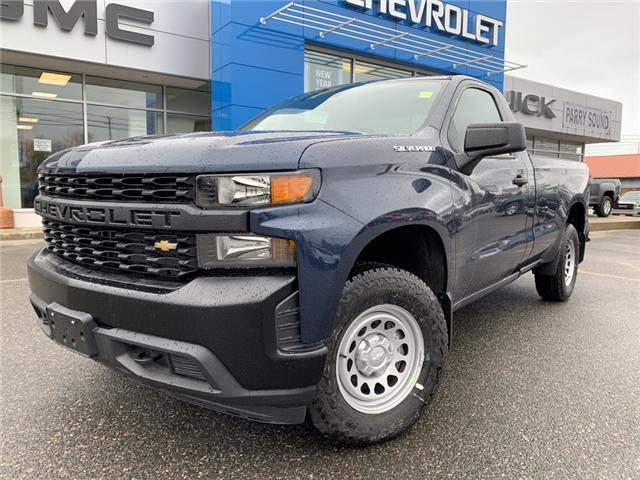 2020 Chevrolet Silverado 1500 Work Truck (Stk: 20-025) in Parry Sound - Image 1 of 12