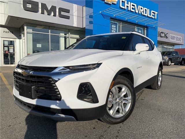 2019 Chevrolet Blazer 3.6 (Stk: 19-234) in Parry Sound - Image 1 of 13