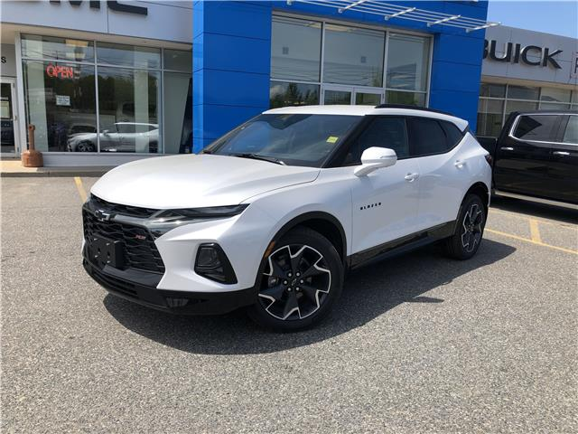 2020 Chevrolet Blazer RS (Stk: 20-125) in Parry Sound - Image 1 of 35